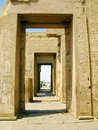 Temple of kom ombo egypt dated th century bc nd Royalty Free Stock Images