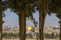 Temple mount Foto de Stock