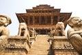 Temple, Nepal Royalty Free Stock Photo