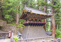 Temple Nikko Royalty Free Stock Photo