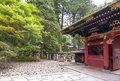 Temple Nikko Royalty Free Stock Photography