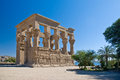 Temple of Philae Royalty Free Stock Image