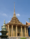 Temple phra mondop in bangkok Royalty Free Stock Photos
