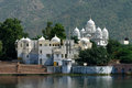 Temple in Pushkar Royalty Free Stock Photos