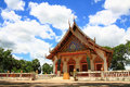 Temple at Rayong Royalty Free Stock Image
