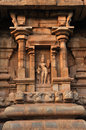 Temple sculpture stone in in tamilnadu india Royalty Free Stock Photography
