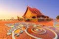Temple Sirindhorn Wararam