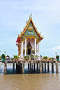 Temple in thailand Stock Photography