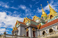 Temple in thailand beauty of asia Royalty Free Stock Photos