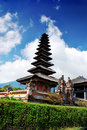 Temple of Ulun Danu Stock Photos