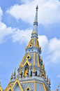 Temples in Thailand. Royalty Free Stock Photo