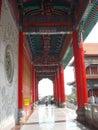 Templo chinês Foto de Stock Royalty Free