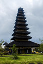 Templo do Balinese Foto de Stock Royalty Free