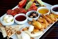 Tempo da refeição matinal Imagens de Stock