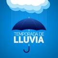 Temporada De Lluvia, Rain Seas...