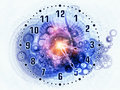 Temporal process Stock Photography