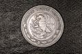 Ten mexican peso coin Royalty Free Stock Image