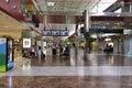 Tenerife airport Royalty Free Stock Photo