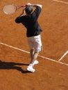Tenis player Stock Image