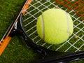 Tennis anyone? Royalty Free Stock Photo