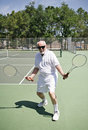 Tennis Anyone Royalty Free Stock Photography