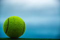 A tennis ball Royalty Free Stock Photo