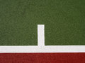 Tennis court background Royalty Free Stock Photo