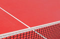 Tennis court detail Royalty Free Stock Photo