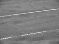 Tennis court lines (97) Royalty Free Stock Image