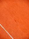 Tennis court lines outside in a Stock Photography