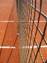 Tennis court net (26) Stock Photography