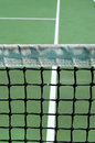 Tennis Court Net Royalty Free Stock Photo