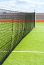 Tennis field Royalty Free Stock Images