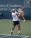 Tennis Player Fernando Gonzalez Royalty Free Stock Image