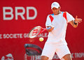 Tennis player Horia Tecau Stock Images