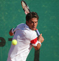 Tennis player Jesse Huta Galung Stock Photo