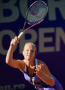 Tennis player Kiki Bertens Stock Photos