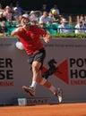 Tennis Player Tomas Berdych Royalty Free Stock Photo