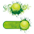 Tennis sport Royalty Free Stock Photo