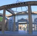 Tennoji zoological garden park osaka japan in Stock Photos