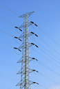 Tension tower-2 Image stock