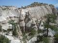 Tent Rocks National Park Stock Photos