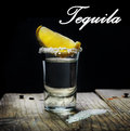 Tequila Royalty Free Stock Photography
