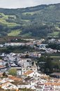 Terceira Island, Azores, Portugal Royalty Free Stock Images