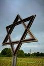 Terezin memorial of holocaust in Stock Photos