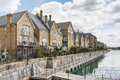 Terrace houses in Kent Royalty Free Stock Photo