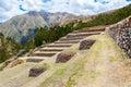 Terraces of Peru