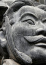 Terracota warrior Stock Images