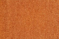 Terracotta fabric texture close up as background Stock Photos