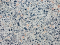 Terrazzo floor texture, polished stone pattern wall and color surface marble for background Royalty Free Stock Photo
